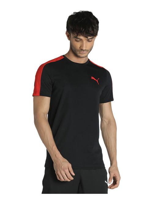 Puma Black Crew T-Shirt