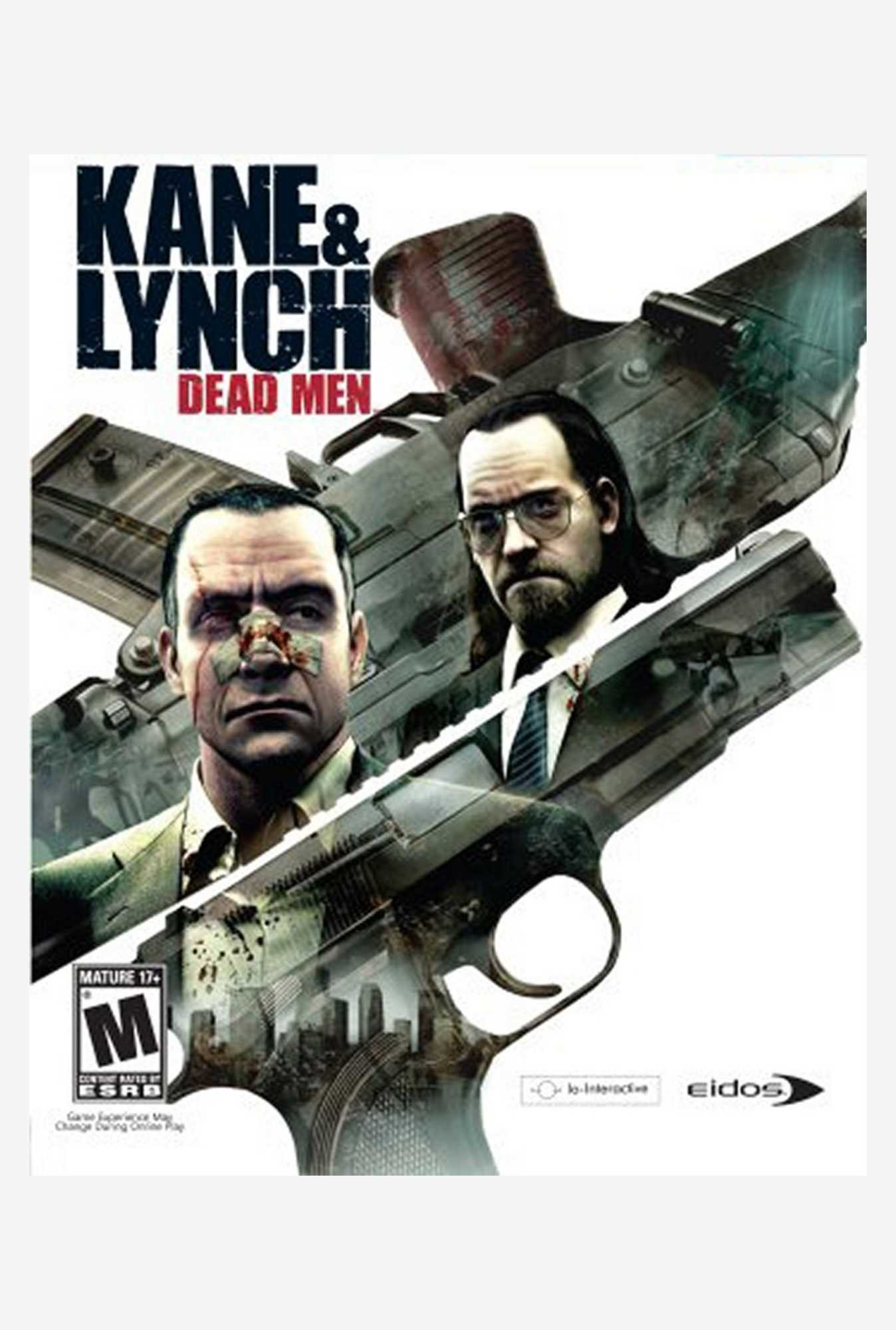 Kane and lynch: dead men xbox