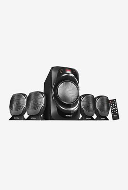 Intex IT- 2700 FMU 4.1 Computer Speakers (Black)