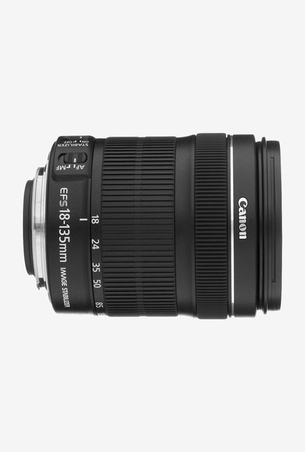 Canon EF-S 18-135mm 1:3.5-5.6 IS STM Lens (Black)